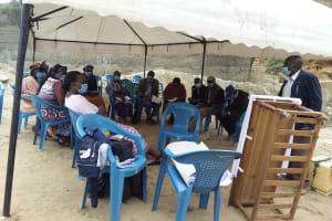The Water Project: Kyamwalye Community -  Training Participants