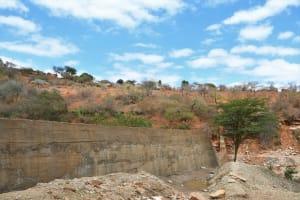 The Water Project: Kyamwalye Community -  Complete Sand Dam