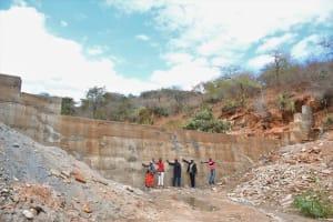 The Water Project: Kyamwalye Community -  Proud Of Hard Work