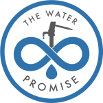 Sustainable Water Projects Matter - The Water Promise Logo