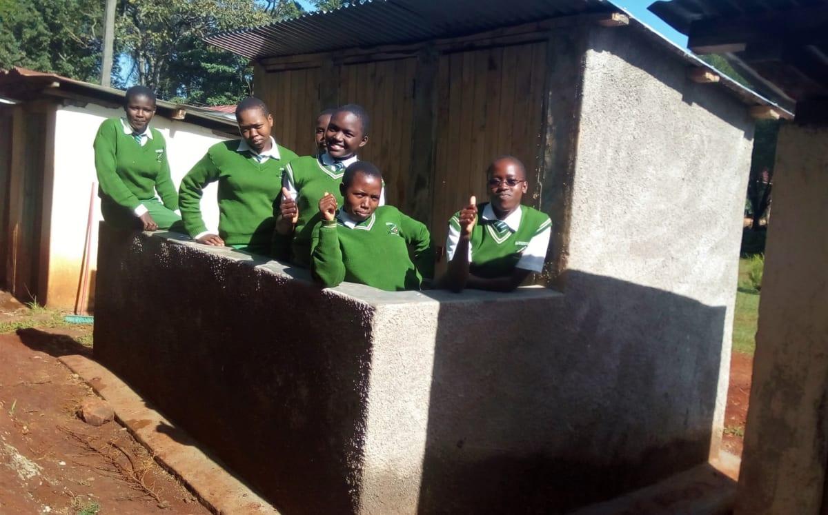 33 kenya4653 finished latrines