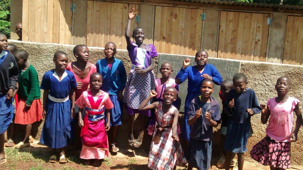 40 kenya4654 finished latrines