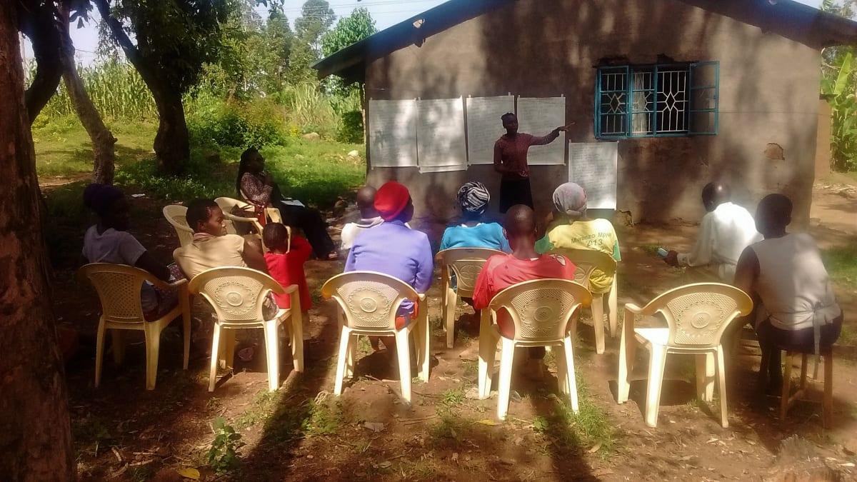 6 kenya4718 training