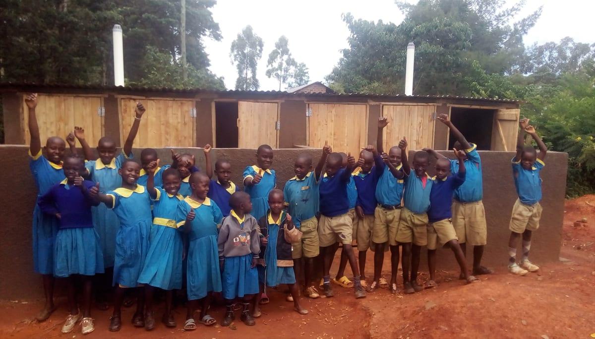 13 kenya4665 finished latrines