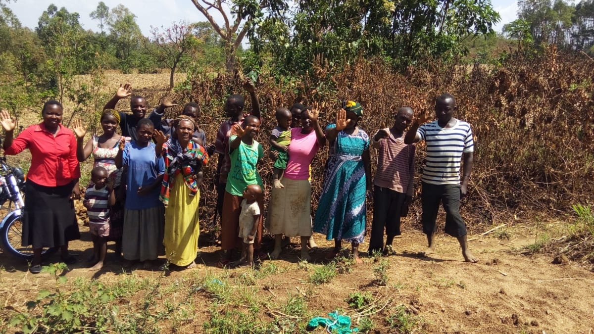 2 kenya4705 training participants