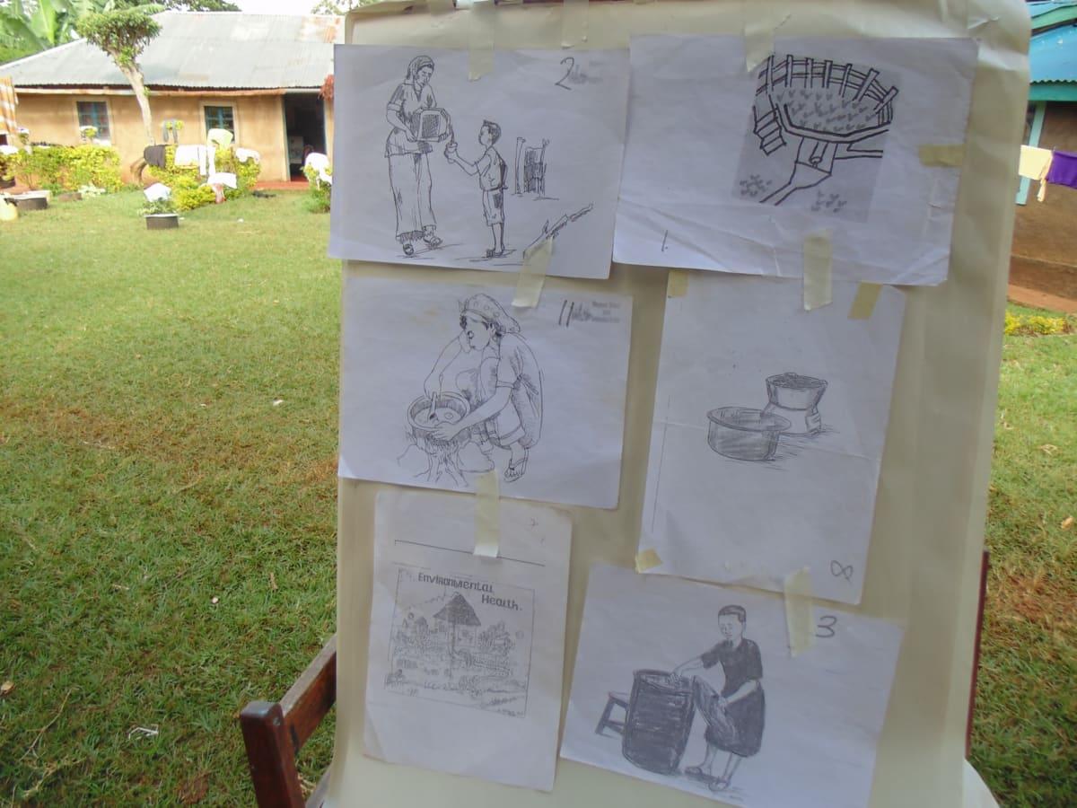 2 kenya4719 training illustrations