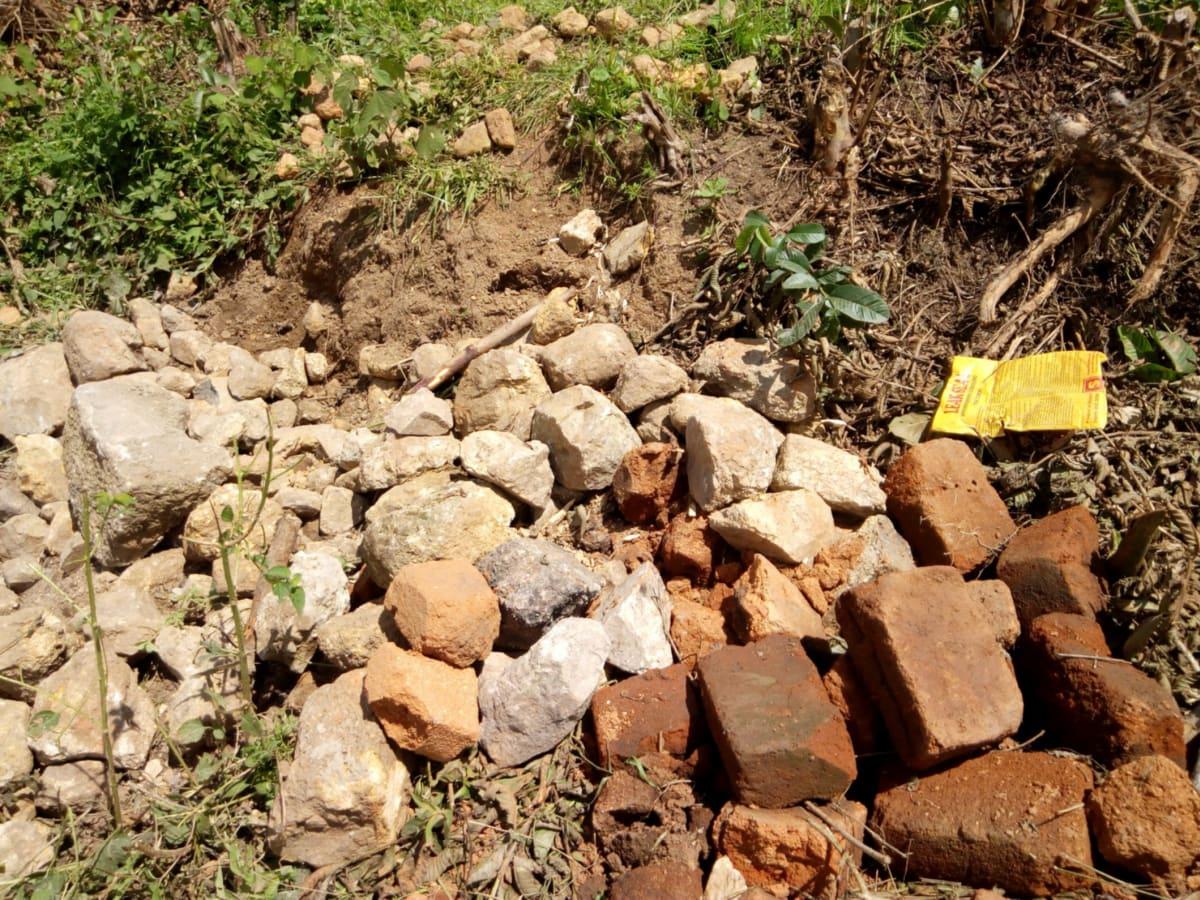 7 kenya4717 construction materials gathered by community