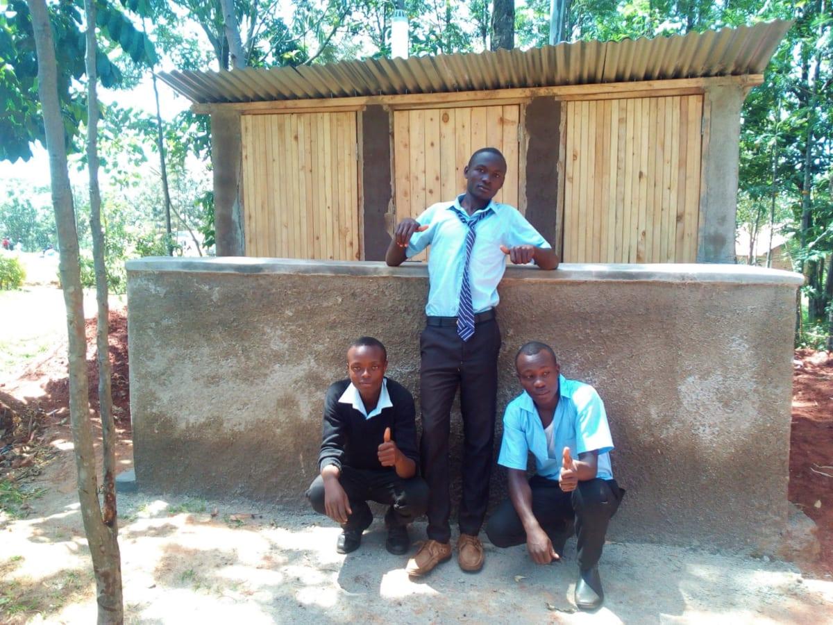 13 kenya4660 finished latrines