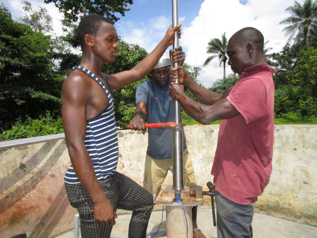 18 sierraleone5119 pump installation