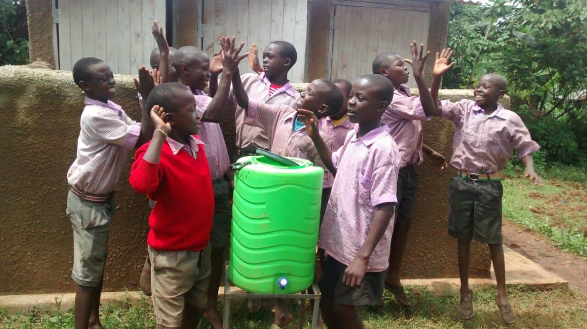 20 kenya4662 finished latrines