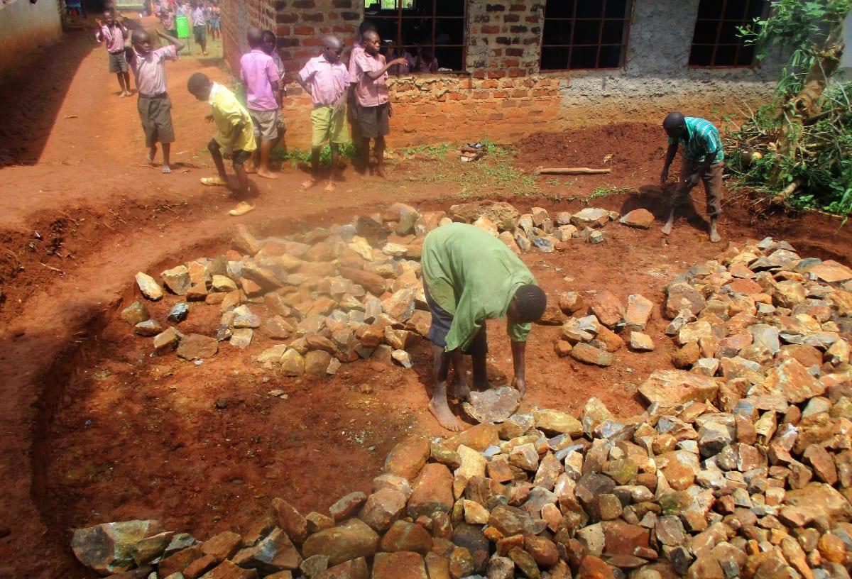 6 kenya4662 building the tank foundation