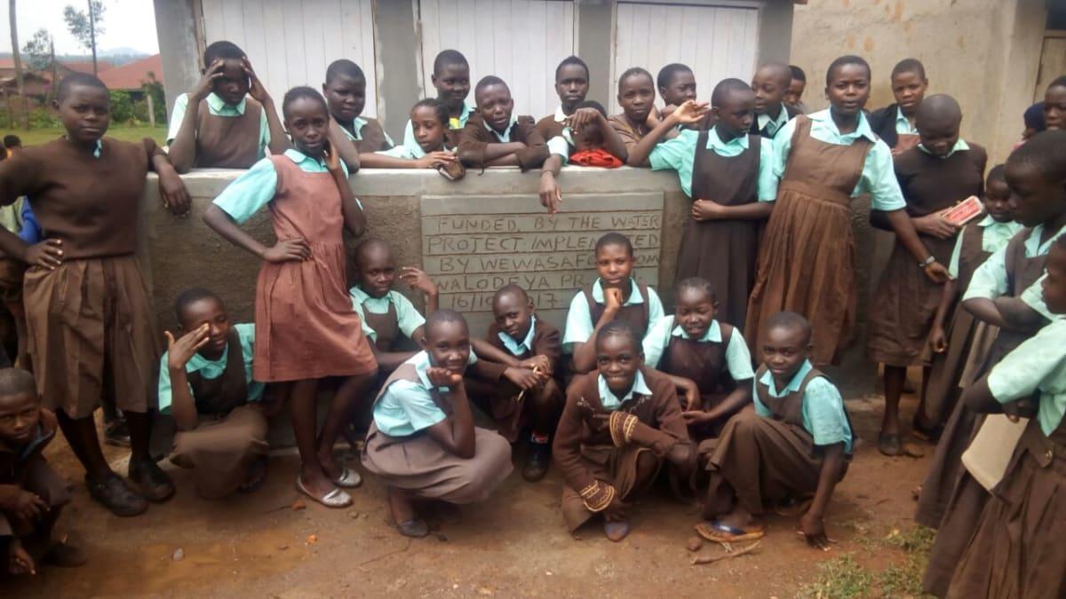 21 kenya4659 finished latrines