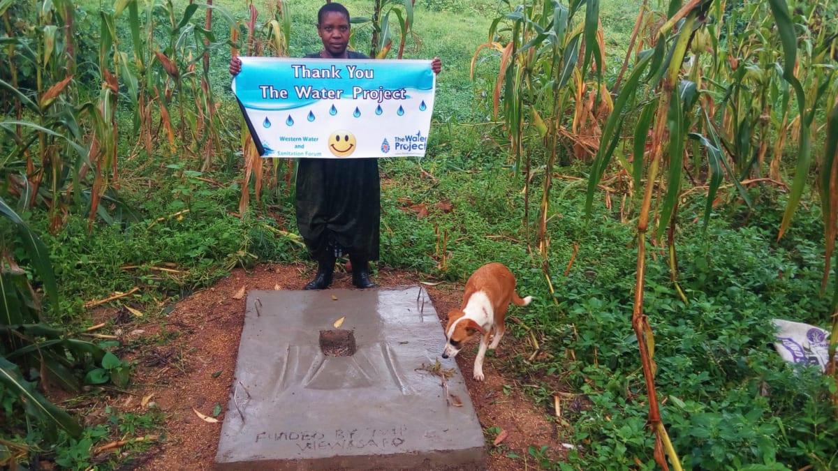 8 kenya4844 finished sanitation platform