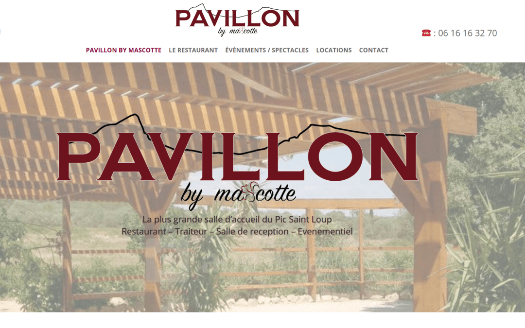 pavillonbymascotte.com