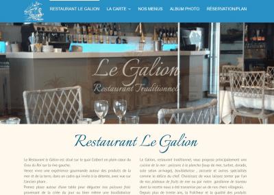 Restaurant-le-galion.net