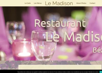 Le-madison-beziers.com