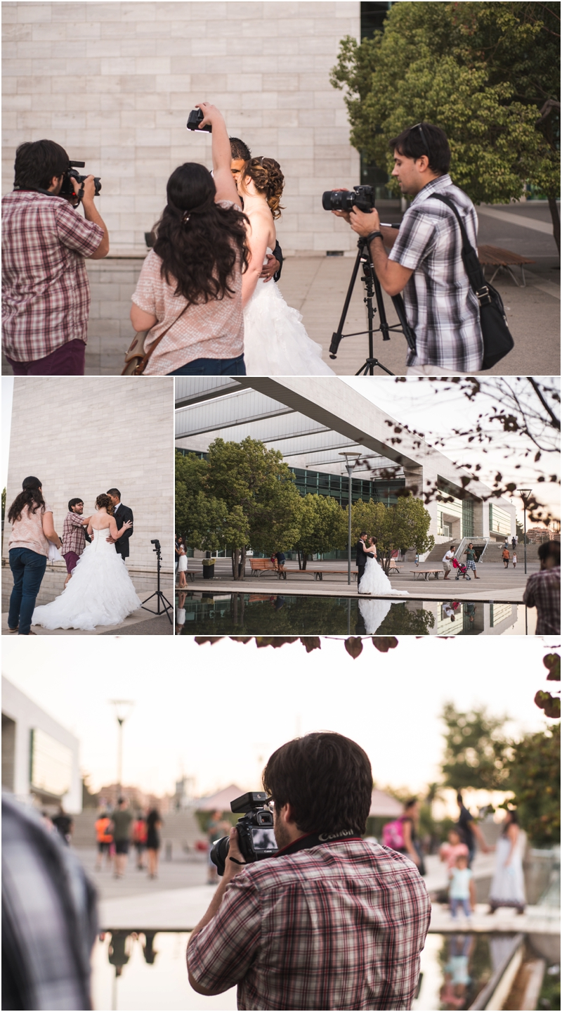 Foto por: Ampersand Wedding Films