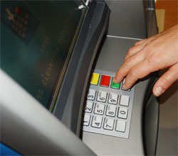 Bank ATM, Paypal to bank transfer too slow