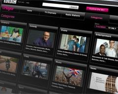BBC iPlayer - watching TV on the Internet