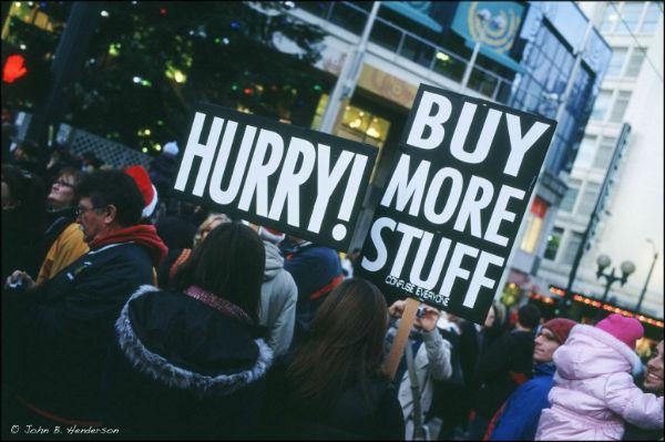 Black Friday deals and debt