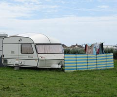 Camping and campsites in the UK
