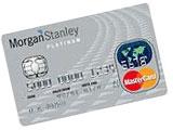 Morgan Stanley Gold and Platinum Credit Cards