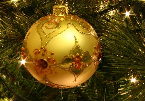 Christmas creep - trees are up way too early