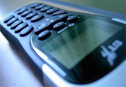 A cordless BT phone
