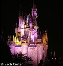 Disney world, ex-husband buys daughter's love