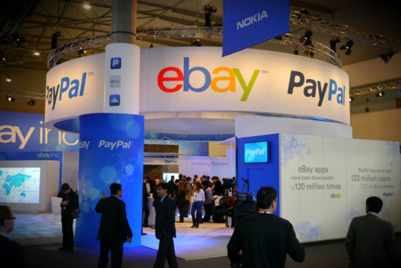 Ebay and Paypal, money comes before customers
