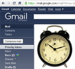 Too much time wasted on email?