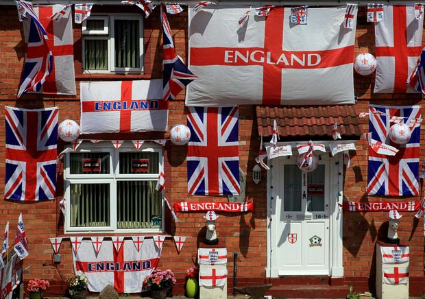 Anglophobia - world cup - England