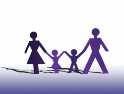 Foster children and family friction