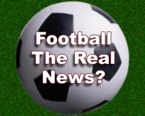 Football news not what we want