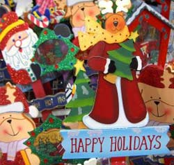 Christmas not Happy Holidays - political correctness gone mad