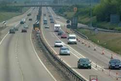 The M42 Motorway