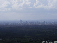 A view of Manchester
