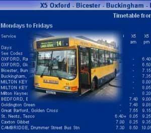Poor bus service in Milton Keynes