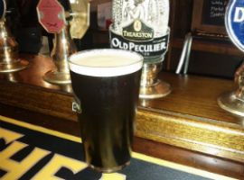 A pint of old peculier
