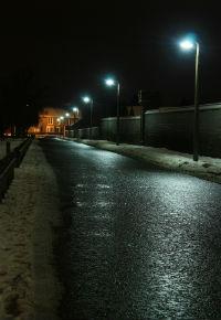 Part night lighting