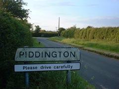 Piddington in Oxfordshire