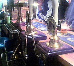 Public Bar, a round of drinks