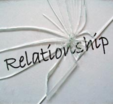 Relationship breakup