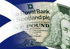 Royal Bank of Scotland - Pount note