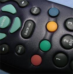 Sky problems, sky remote control