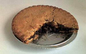 Does this steak pie look appetizing?