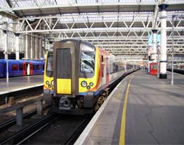 South West Trains, Waterloo Station - Photo courtesy of (c) transportimages.com, photographer Luke Gardner