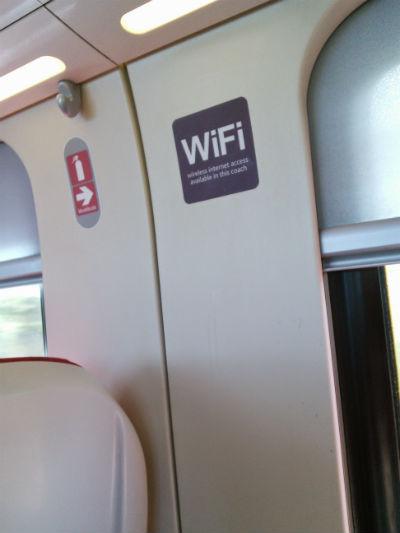 trains no free wifi