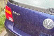 VW Golf electrical problems