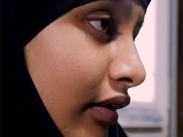 Shamima Begum shouldn't be allowed back in the UK